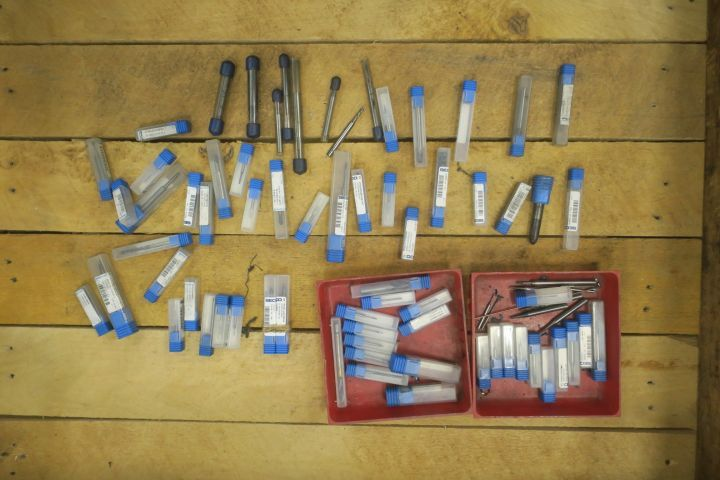 Radialbohrer, Bolzenschneider und Hartmetallbohrer SECO