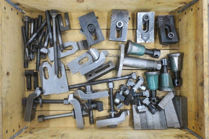 Verschiedene Eisendetails