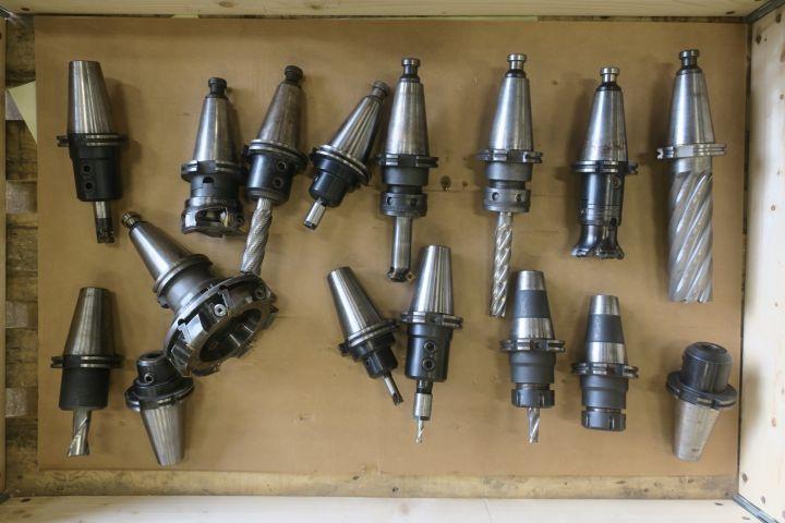 Haltewerkzeug ISO 50 Wechsler