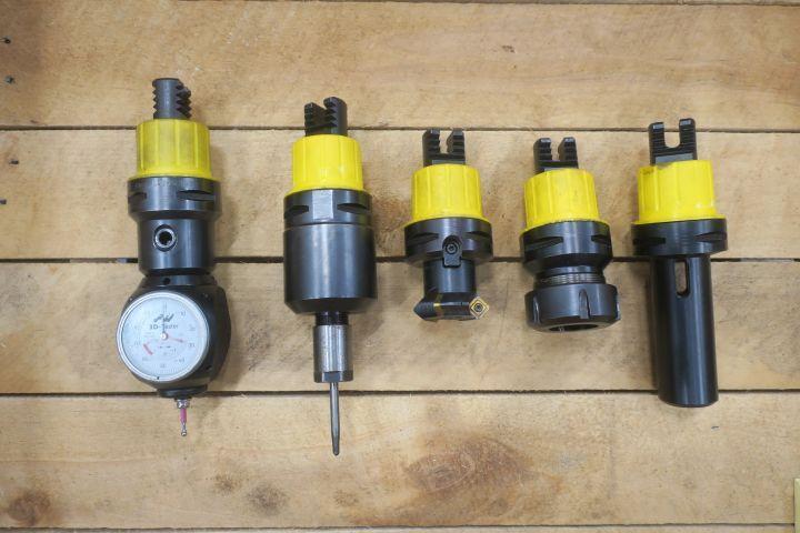 5 Werkzeuge Capto C6 Sandvik