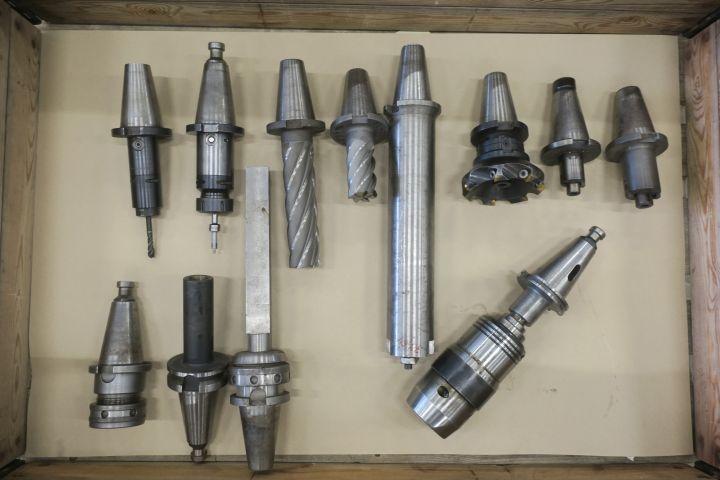 Haltewerkzeug BT50 mm