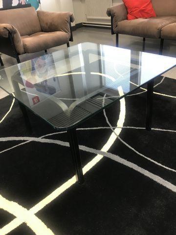 Glastisch - Alvar Aalto, Artek - 100 x 100 cm