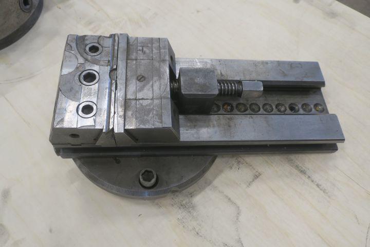 Maschinenschraubstück 150 mm