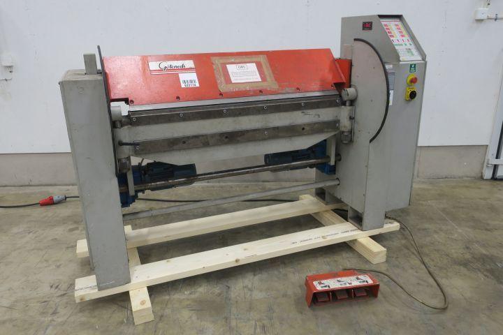 Falzmaschine K15-12 P72 AMP 800