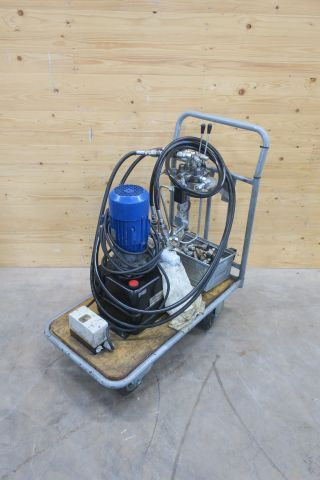 Motorisierte Hydraulikeinheit