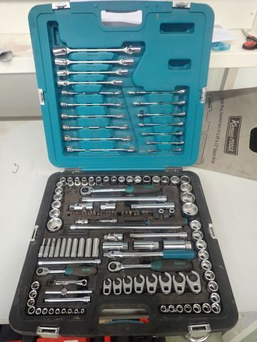 Werkzeugsatz KAMASA - WERKZEUGE