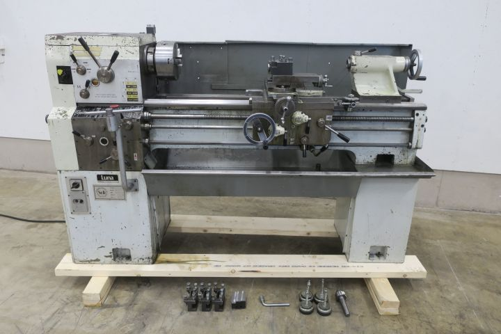 Drehmaschine Storebro GK 195