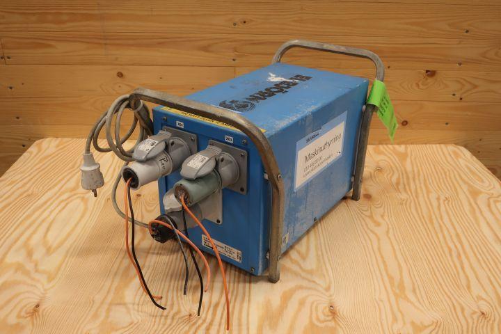 6 Lichttransformatoren El-Björn BT 348