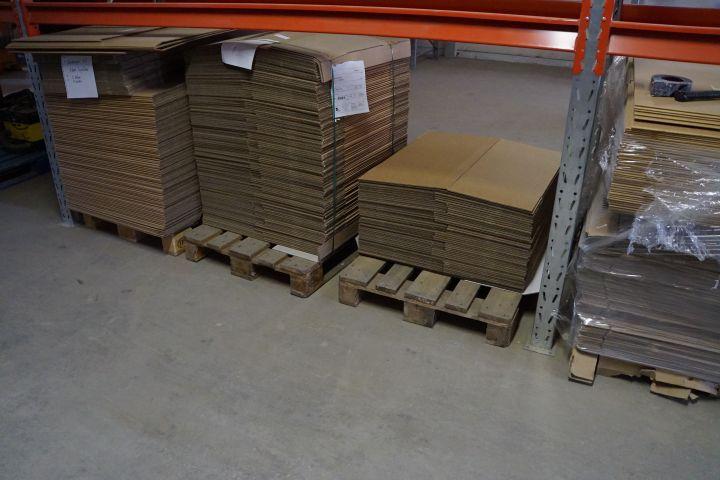 Verschiedene Verpackungen
