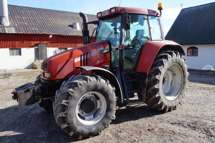 Traktorkoffer CS100
