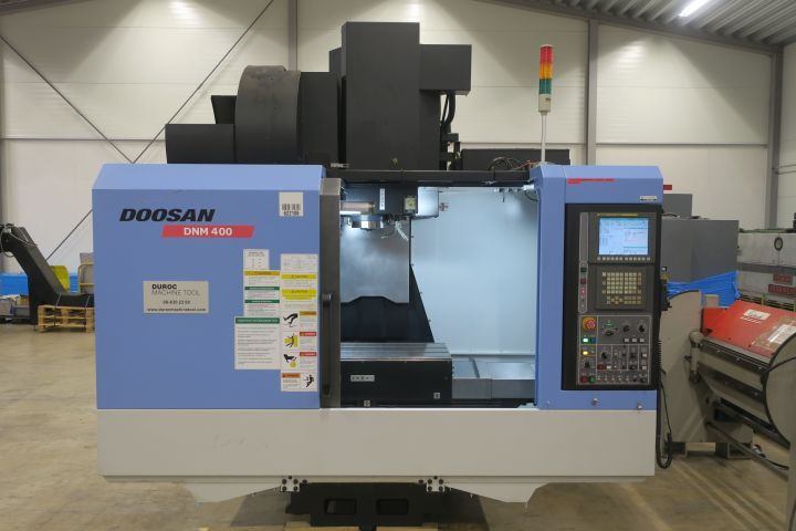VMC Doosan DNM400