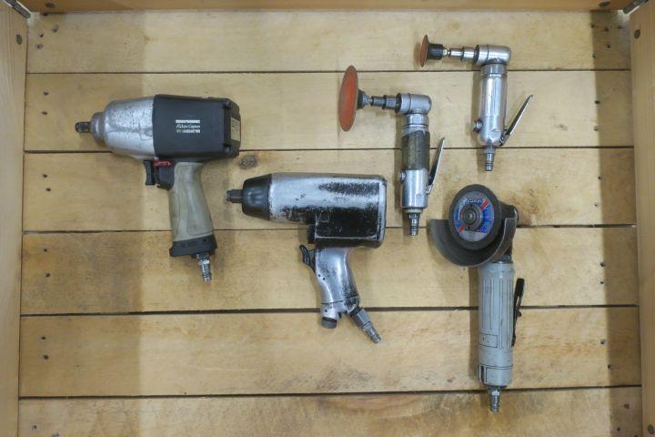 Pneumatische Handmaschinen Atlas Copco etc