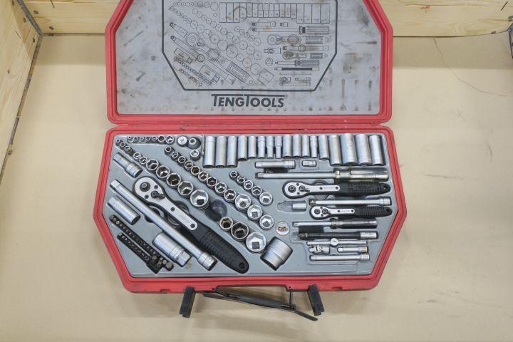 Steckschlüsselsatz Tengtools MR111