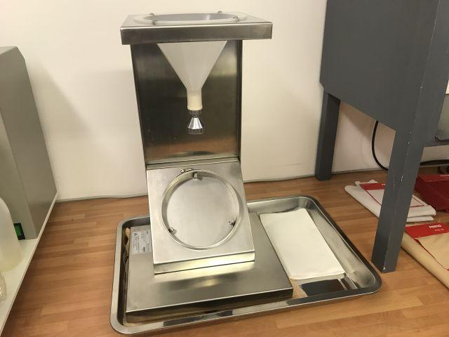 Stoff-Wasserbeständigkeitstester