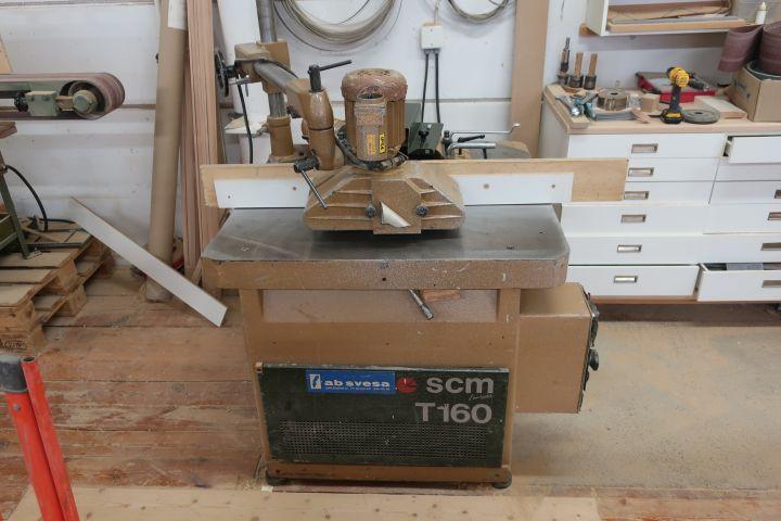 Tischschneider, SCM T160