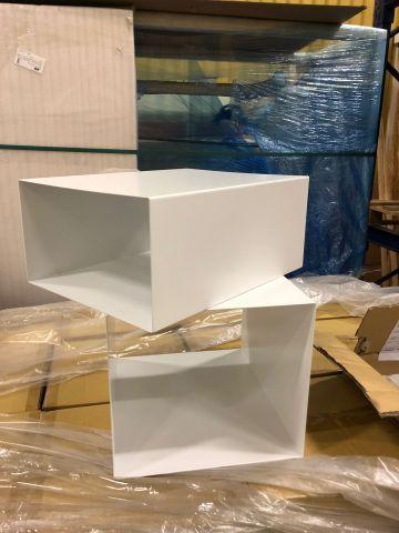 Tray-Boxen für die Regalbelichtung