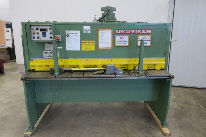 Schermaschine Ursviken GSD5 6 / 2-150