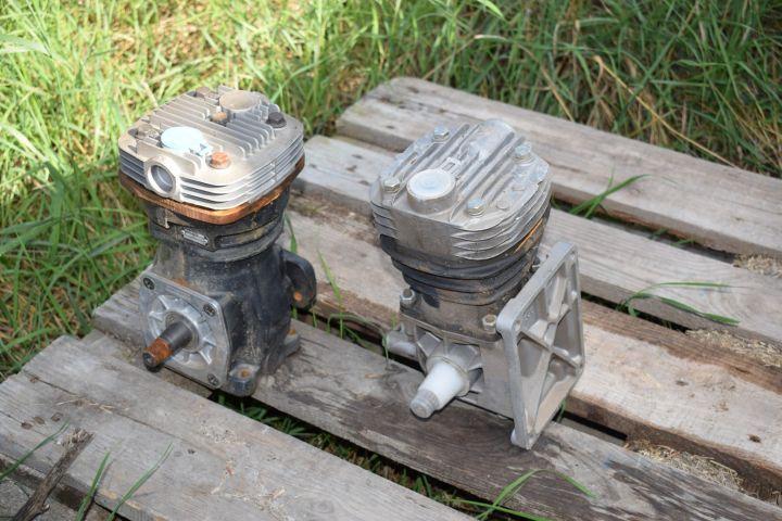 LKW / Baukompressoren 2 Stk