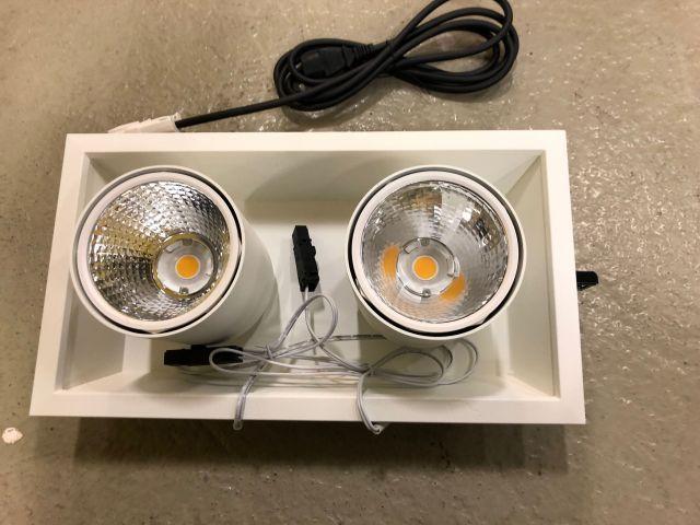 Flex Spot LED doppelt