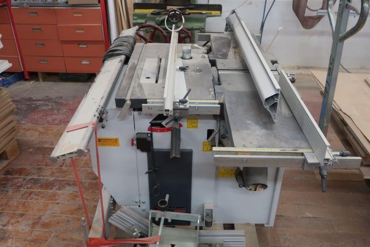 Kombinationsmaschine, Robland X31 - reich / Hobel, Säge & amp; Mahlen