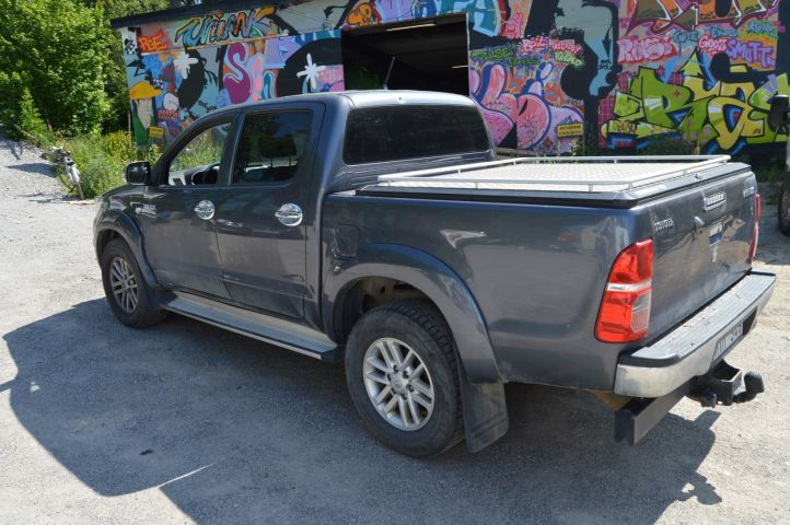 Toyota Hilux 3.0 D-4D 4WD (171 PS) -13 Regnr: MMM348