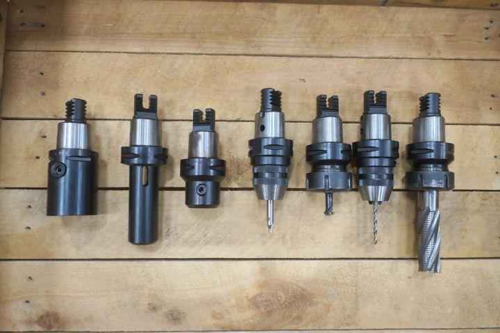 7 Werkzeuge Capto C6 Sandvik