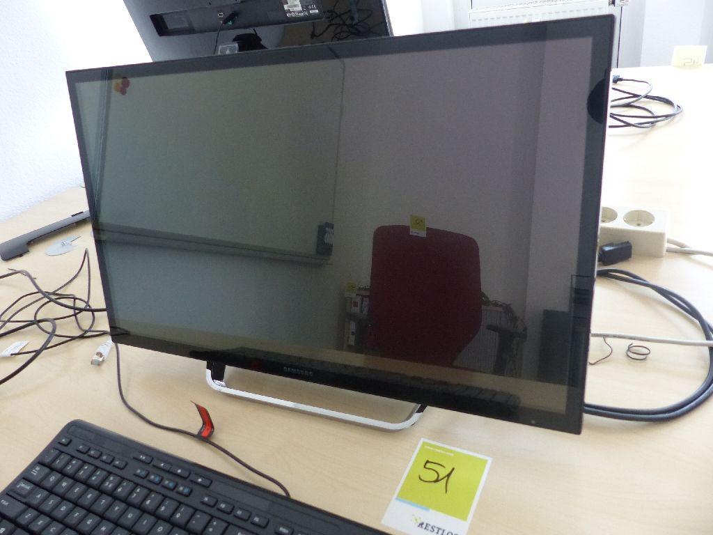 LED Monitor der Marke Samsung, Typ S24C770T