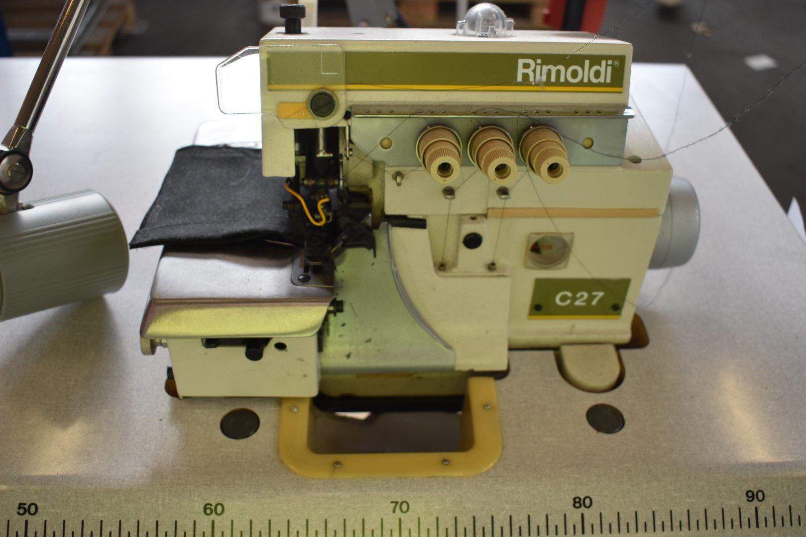 Rimoldi C27 Overlockmaschine