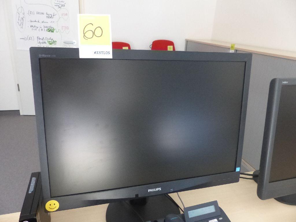 TFT Monitor der Marke Philips