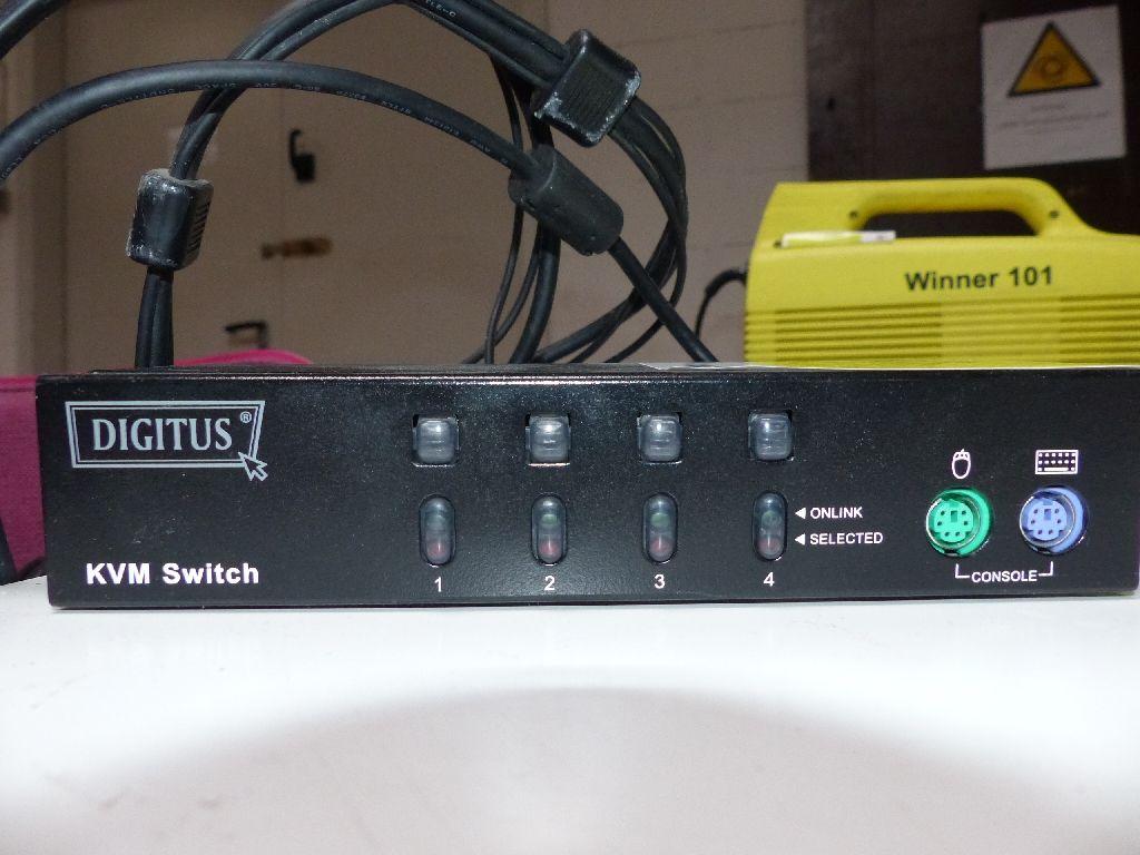Digitus Switch