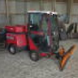 VPM 3400 Toolbar with tools / Tool carrier with implements