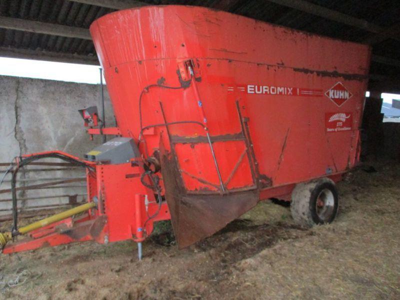 Kuhn Complete Feeder EUV270 / Kuhn Futtermischwagen