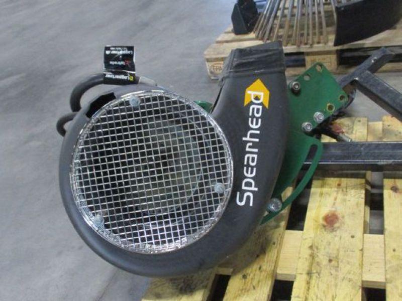 Gebläse hydraulisch für Blattgras mit hydraulischem Gebläse für Gras
