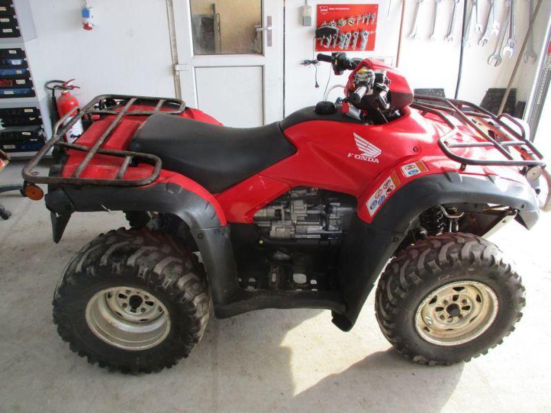 Honda TRX500FA ATV