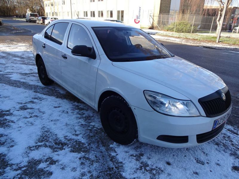 Skoda Octavia Auto