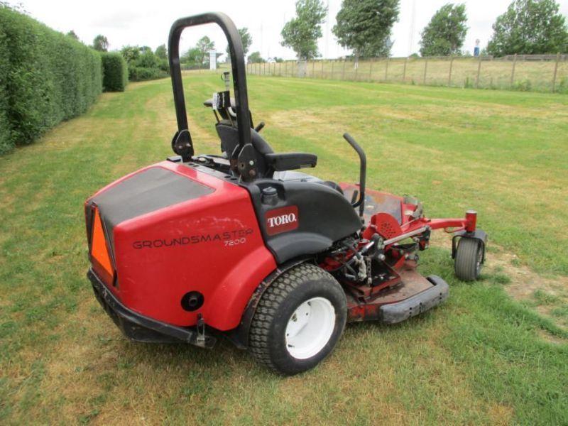 Toro Groundmaster 7200 Mäher 160 cm / Traktormäher