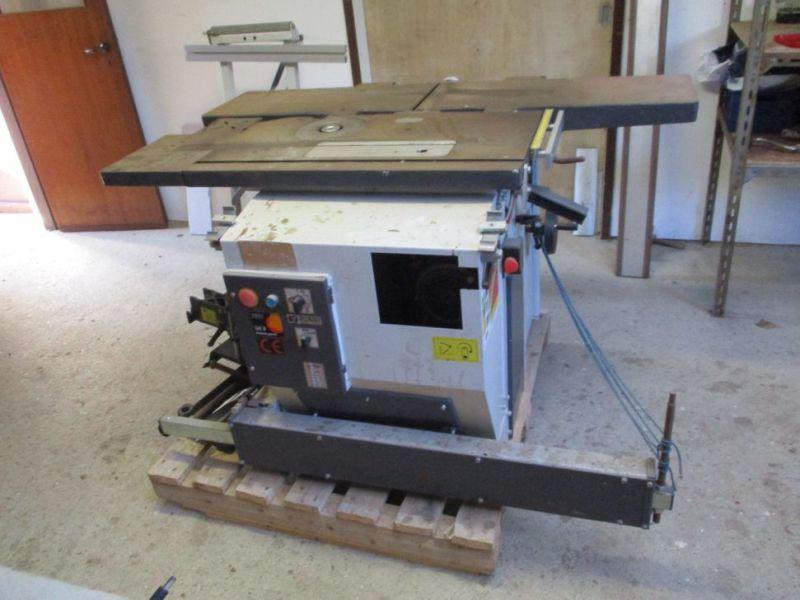 Tischlereimaschine / Kombimaschine Roblano X 31 / Kombimaschine