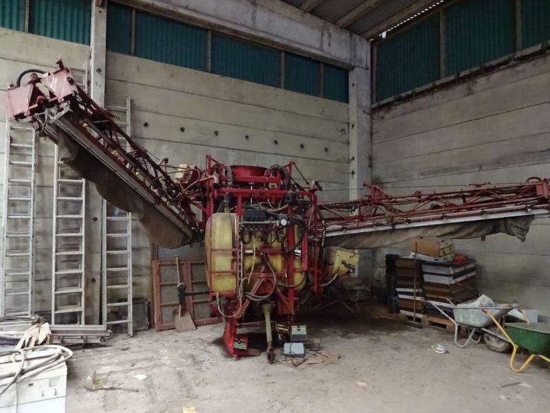 Hardi HAB1000 16 Meter Luftsprühgerät