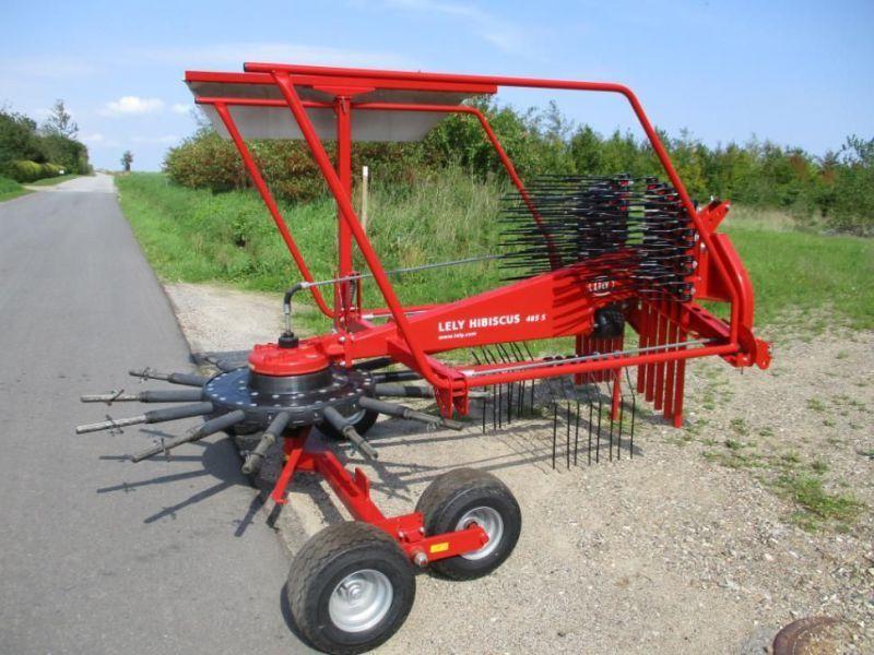 Lely Hibiscus 485S NY Unbenutzt / Rechen NEU Unbenutzt