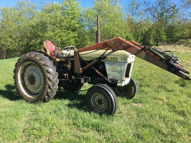 David Brown 995 Traktor / Traktor