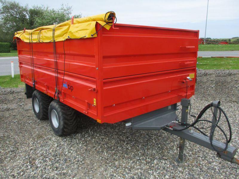 MI Wagon UHF10 / Wagen