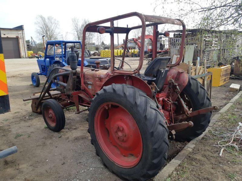 Volvo 4000 / Traktor