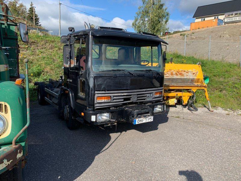 Volvo FL6 LKW / Gabelstapler