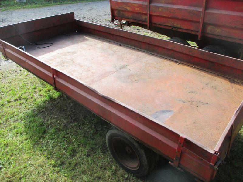 Wagen mit 2 Rädern (M / Flight Deck) / Wagen