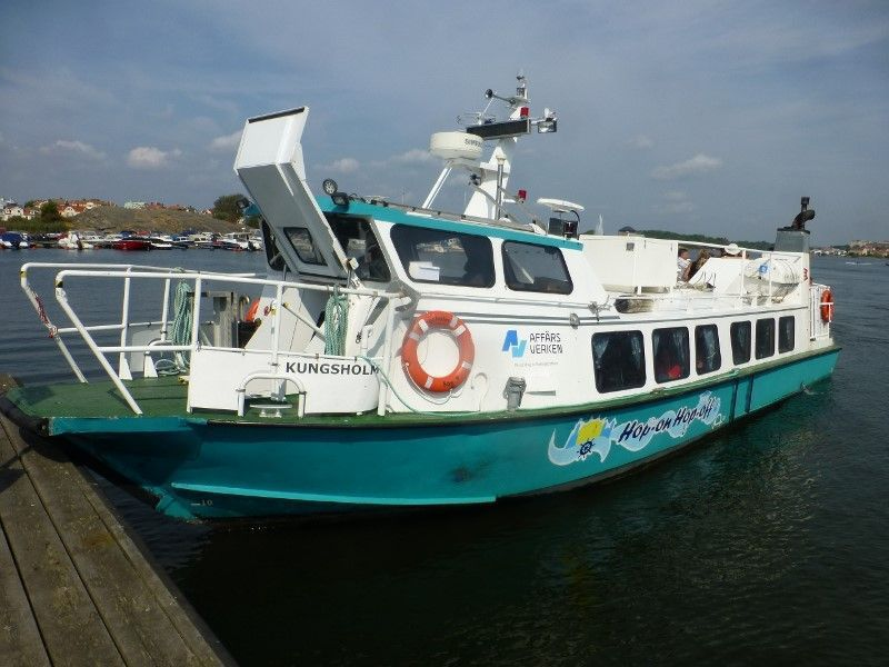 Passagierschiff m / s KUNGSHOLM