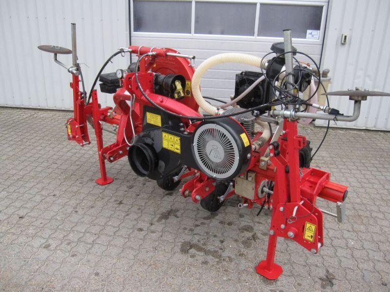 Präzisionssaatmaschinen der Serie AGRICOLA 2 für Gemüse / 2 Reihen pneumatische Präzisionssaatmaschi