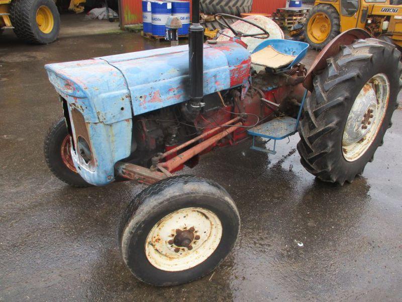 Fordson Dexta Dieseltraktor / Traktor