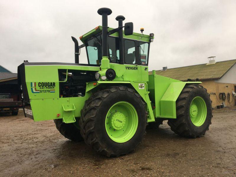 STEIGER COUGAR ST270 4x4 Traktor