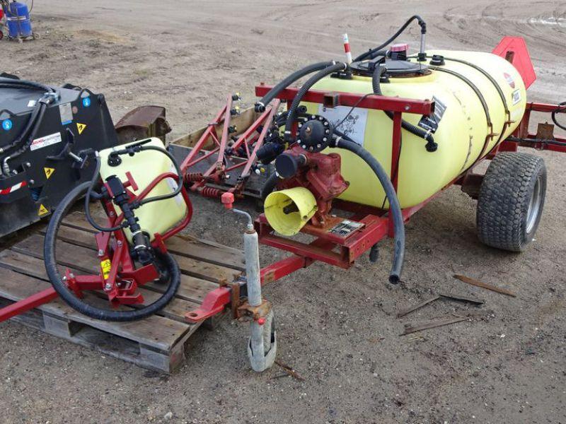 Hardi Tow 600 Liter Feldspritze / Feldspritze