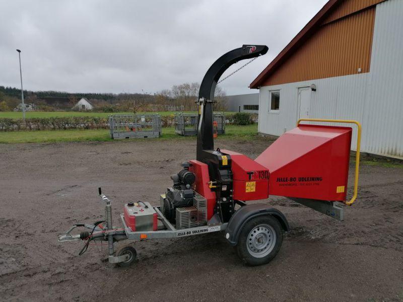 Flishugger TP 130 Benzin / Holzhacker
